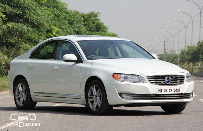 Volvo S80: Luxury Redefined
