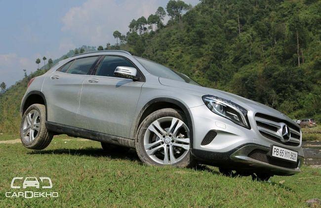 Mercedes-Benz GLA: Expert Review