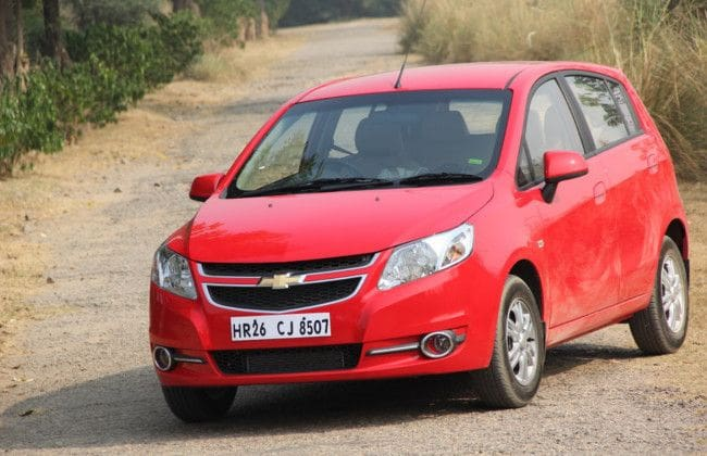 2014 Chevrolet Sail Hatchback: Expert Review