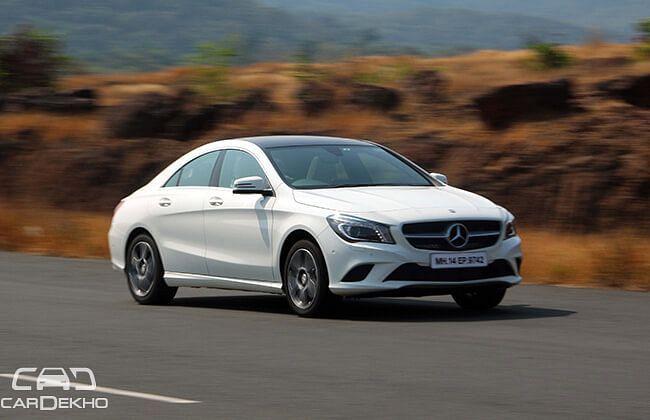 Mercedes-Benz CLA-Class: First Drive