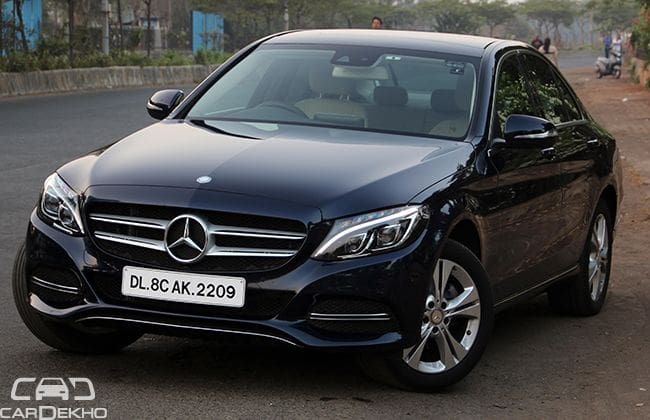 Mercedes-Benz C-Class Price, Images, Review & Specs