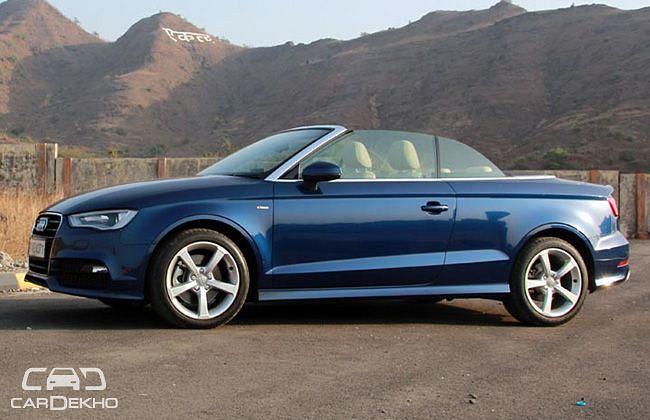 Audi A3 Cabriolet: Expert Review