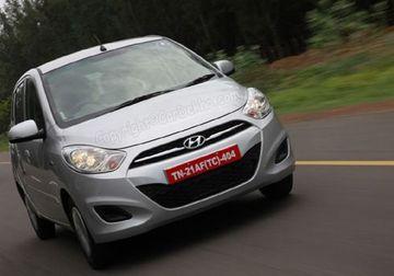 Hyundai i10 Kappa2 First Drive