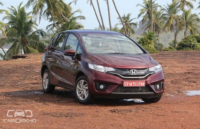 2015 Honda Jazz - First Drive Review