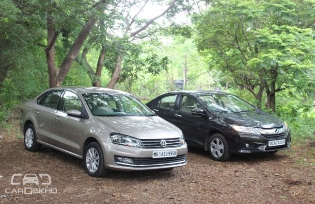 Honda City vs Volkswagen Vento | Comparison Review