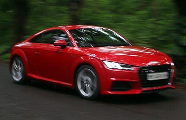 Audi TT 2.0 TFSI : Expert Review