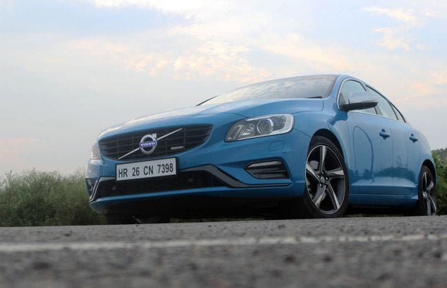 Volvo S60 R-Design: Expert Review
