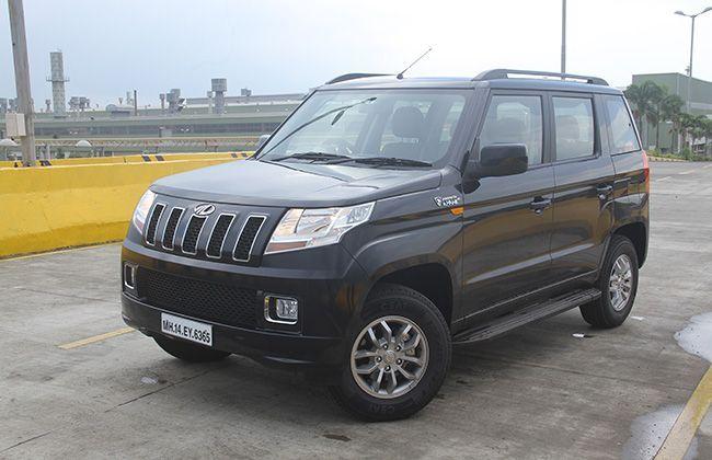 Mahindra TUV3OO: First Drive