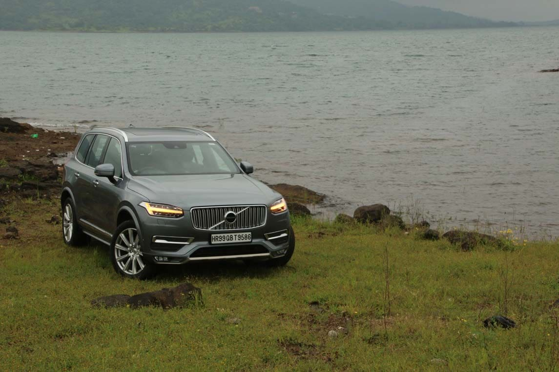 2015 Volvo XC90: First Drive Review