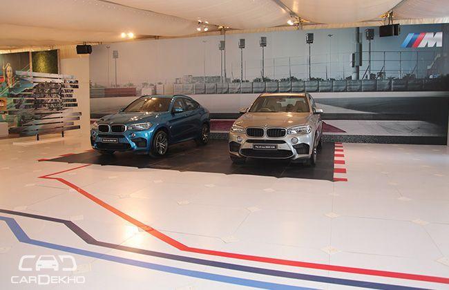 BMW X5M X6M First Drive Impressions