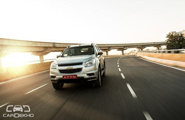 Chevrolet Trailblazer: Expert Review