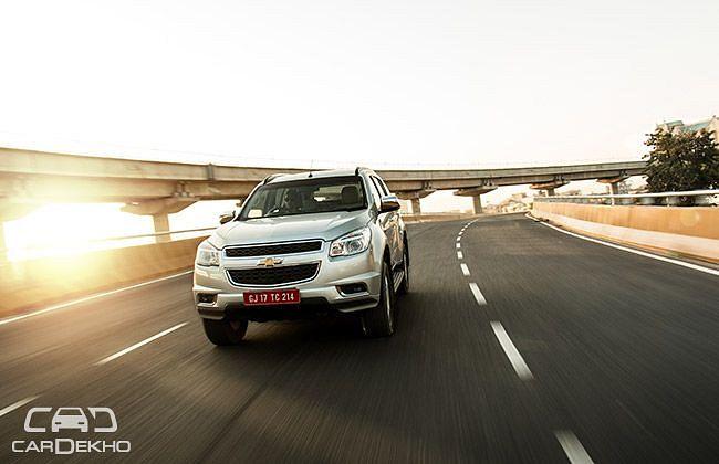 Chevrolet Trailblazer: Expert Review