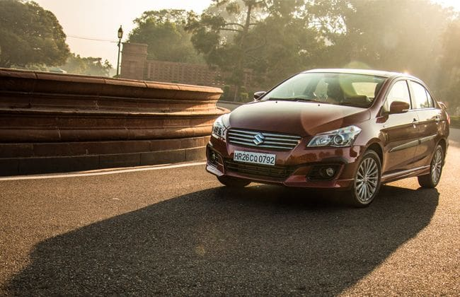 Maruti Suzuki Ciaz SHVS RS: Expert Review