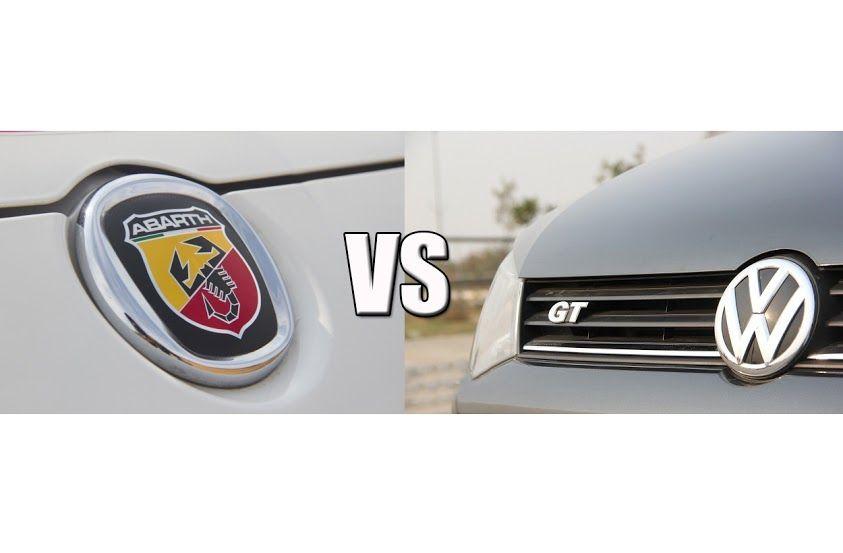 Fiat Abarth Punto vs Polo GT TSi | Comparison Review