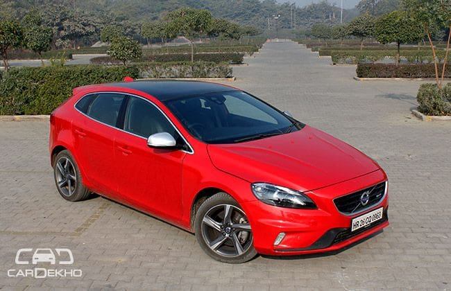 Volvo V40 R-Design: Expert Review