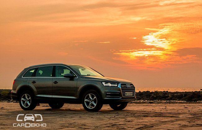 Audi Q7 45TDI:  Expert Review