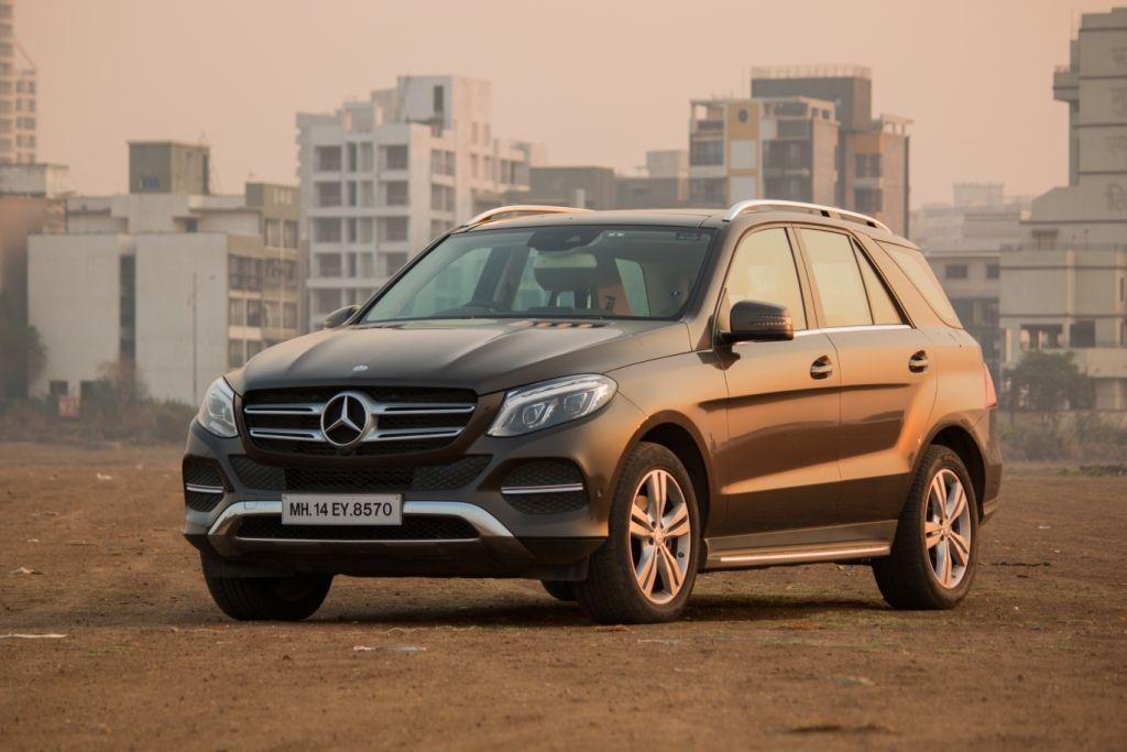 Mercedes - Benz GLE350d 4MATIC   Expert Review