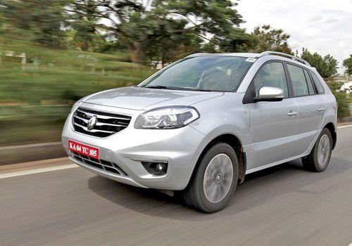 Renault Koleos dCi 4X4