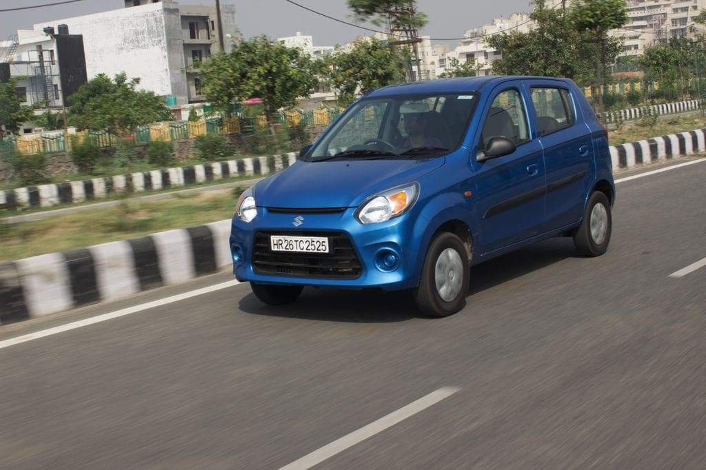 Maruti Suzuki Alto 800 Facelift First Drive Review