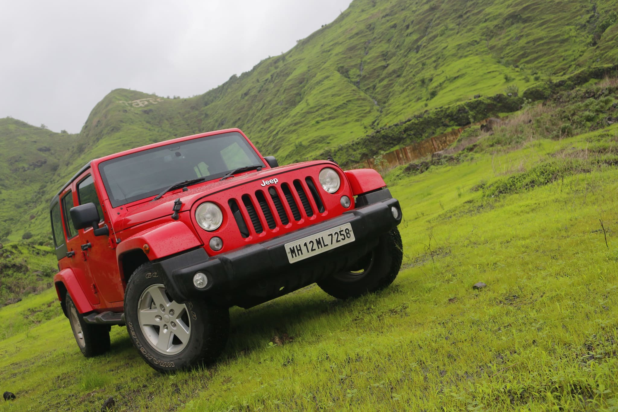 Jeep Wrangler Unlimited First Drive Review