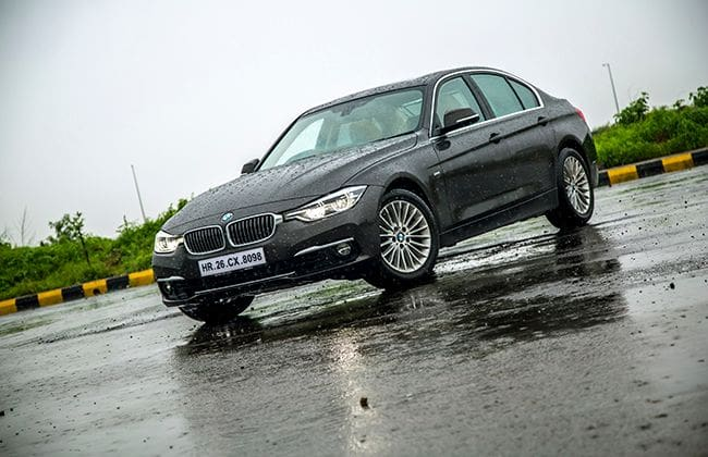 BMW 320i : First Drive Review