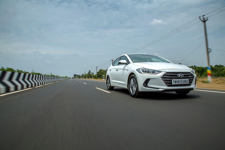 Hyundai Elantra : First Drive Review