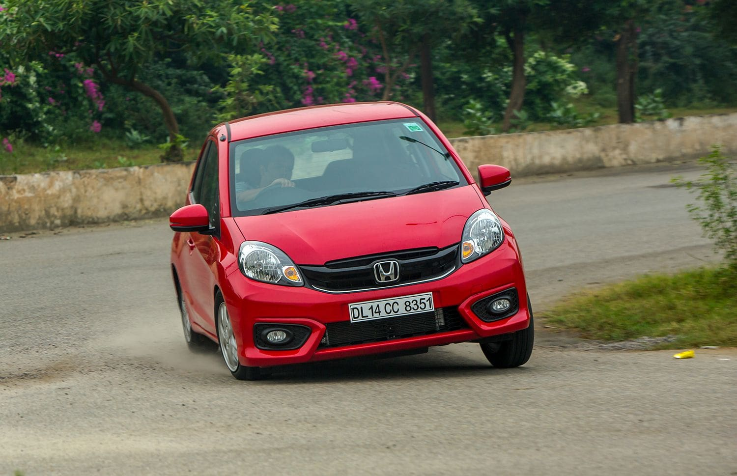 Honda Brio Facelift: First Drive Review