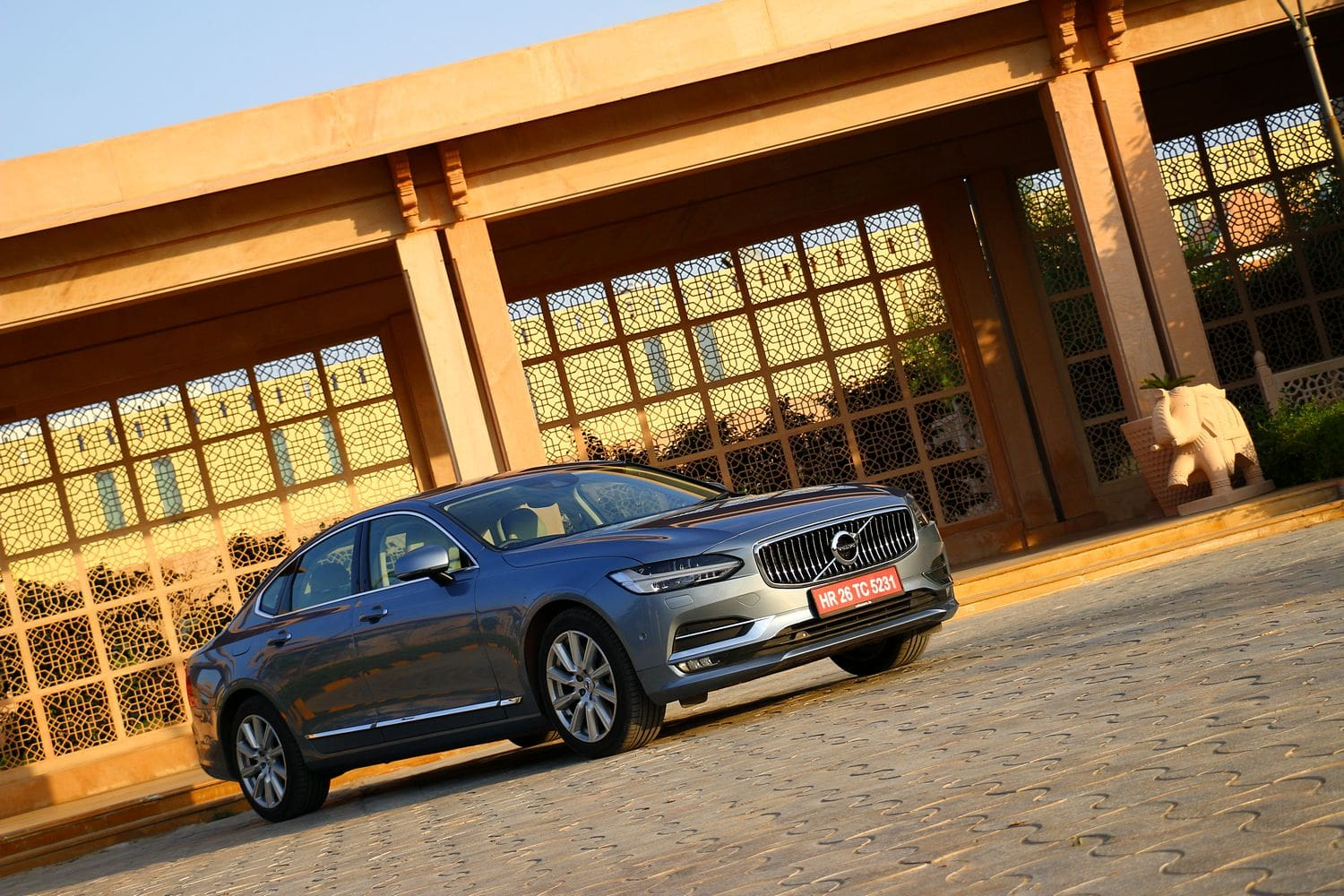 Volvo S90: First Drive Review