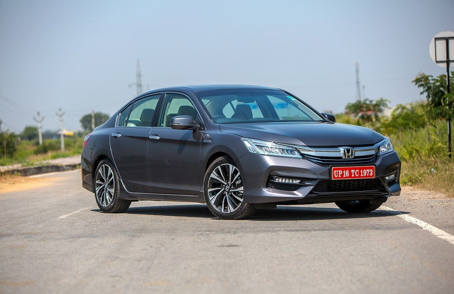 Honda Accord Hybrid: First Drive Review