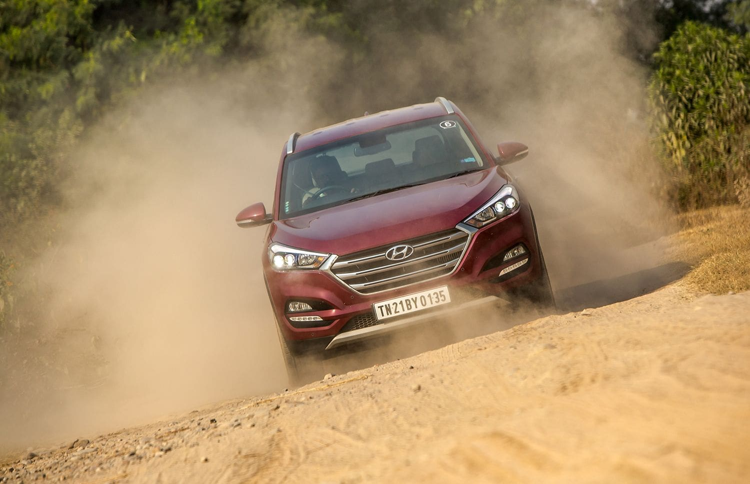 Hyundai Tucson: First Drive Review