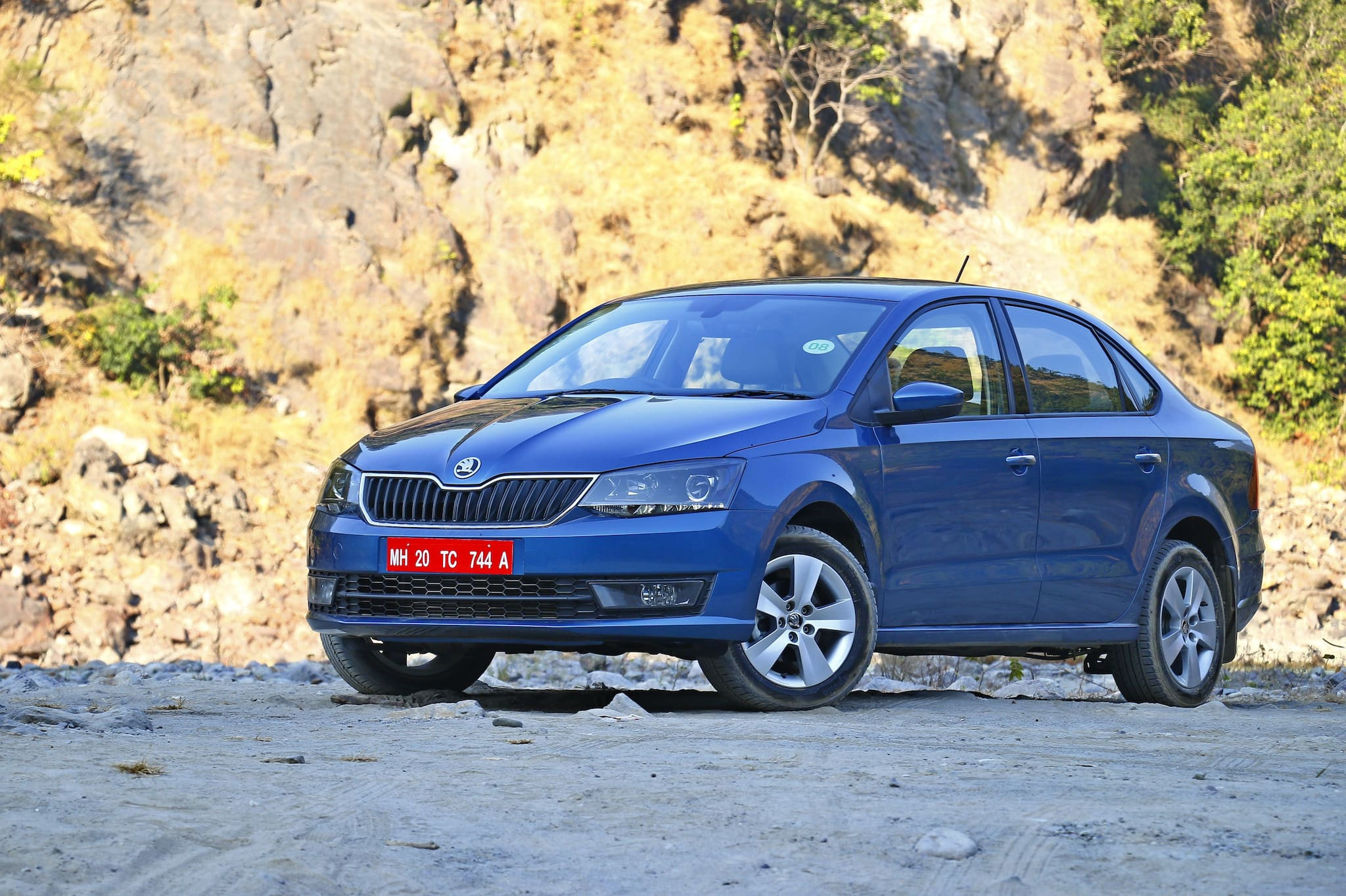 Skoda Rapid Facelift - First Drive Review