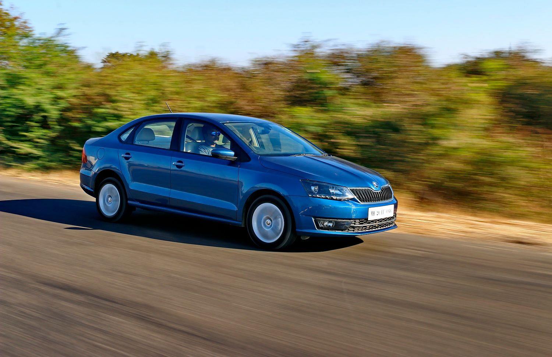 Skoda Rapid Facelift Road-Test Review