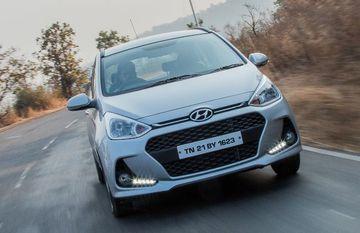 Hyundai Grand i10 Facelift Road-Test Review