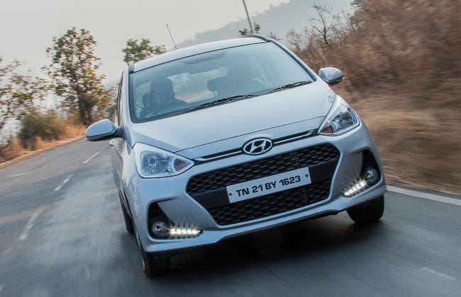 Hyundai Grand i10 Facelift Road-Test Review