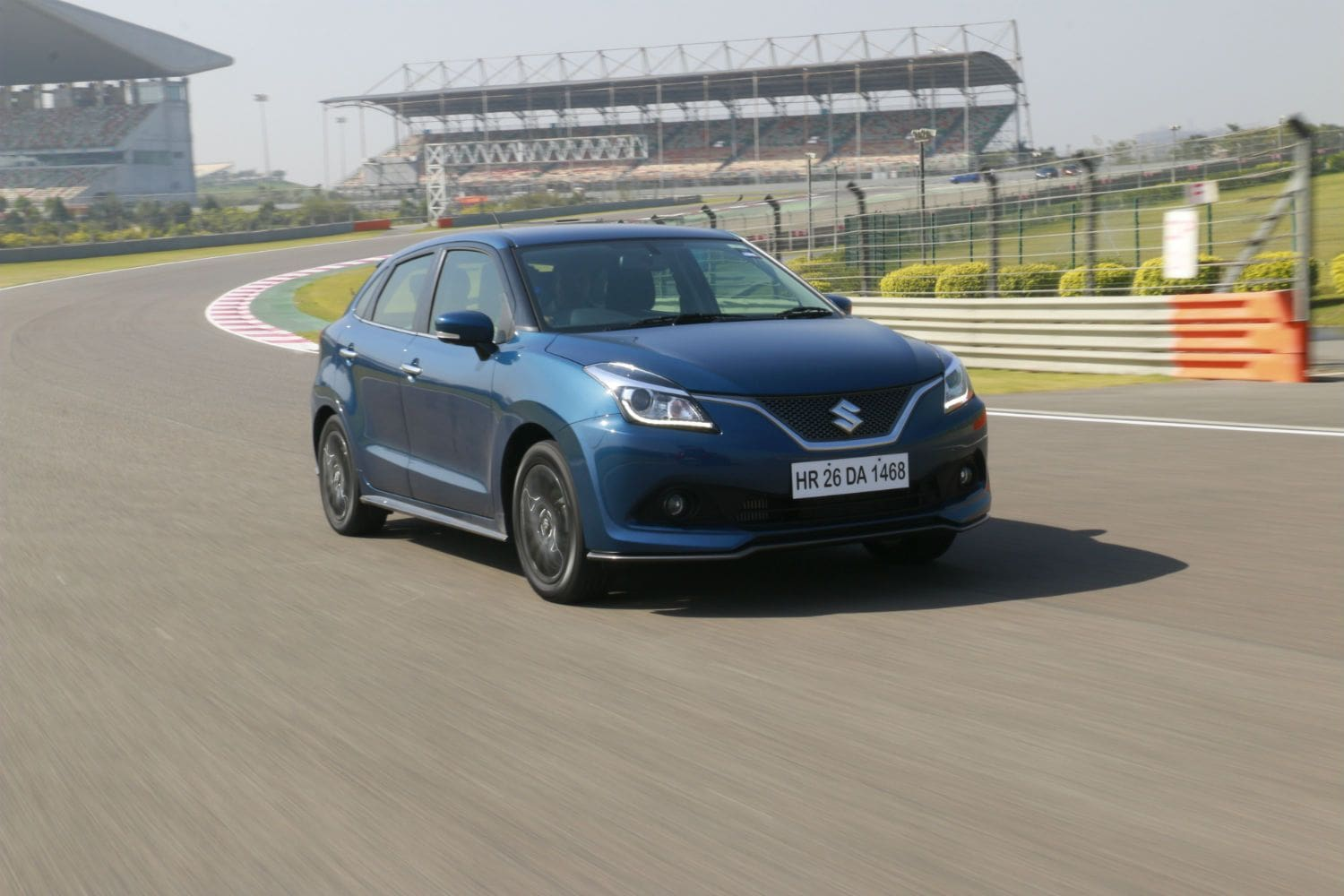 Maruti Baleno RS: First Drive Review