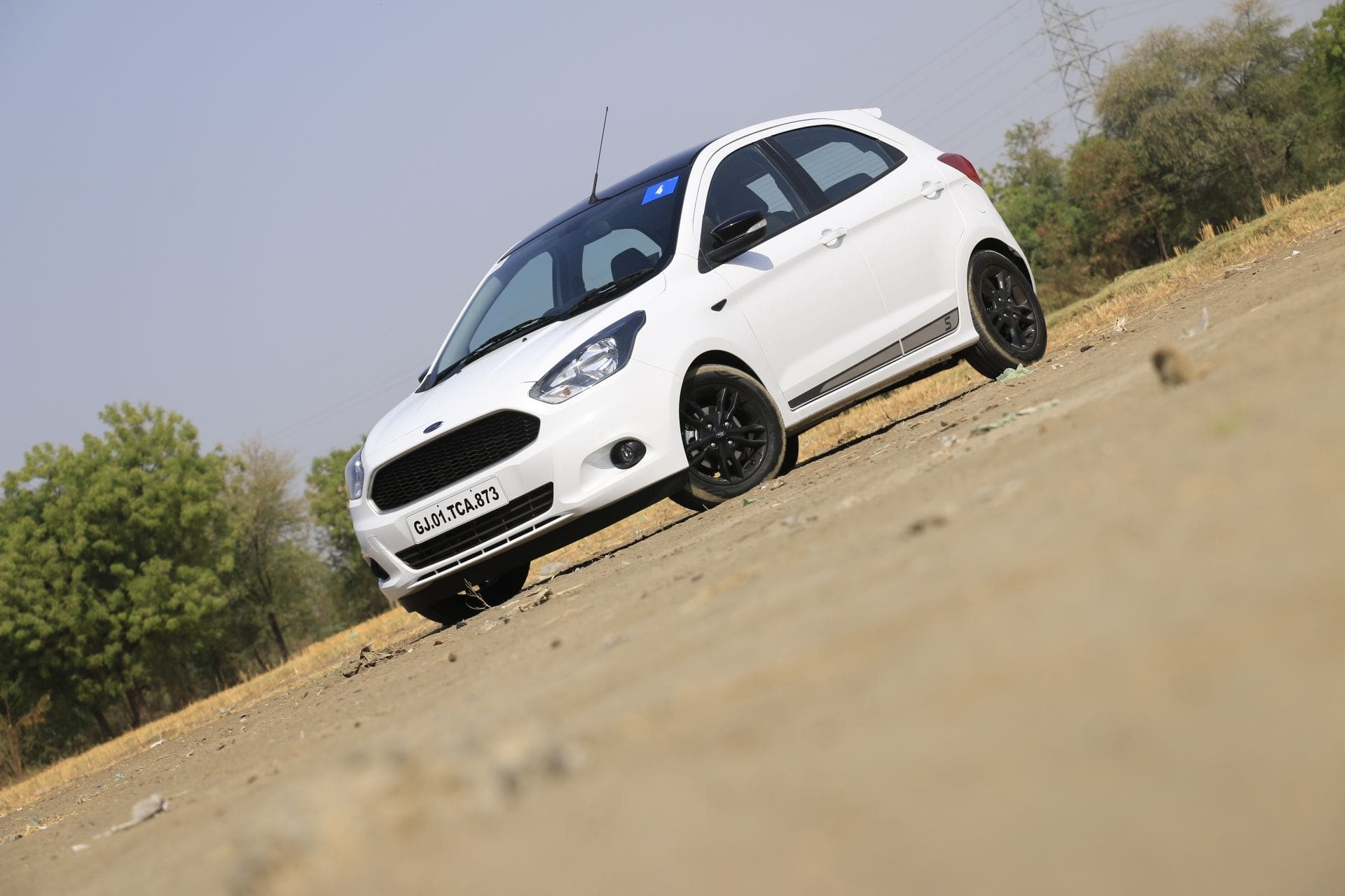 2017 Ford Figo Sports Edition: First Drive Review