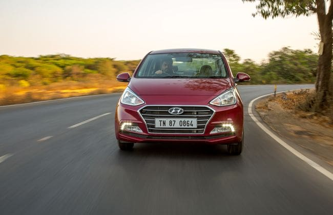 Hyundai Xcent Facelift: First Drive Review