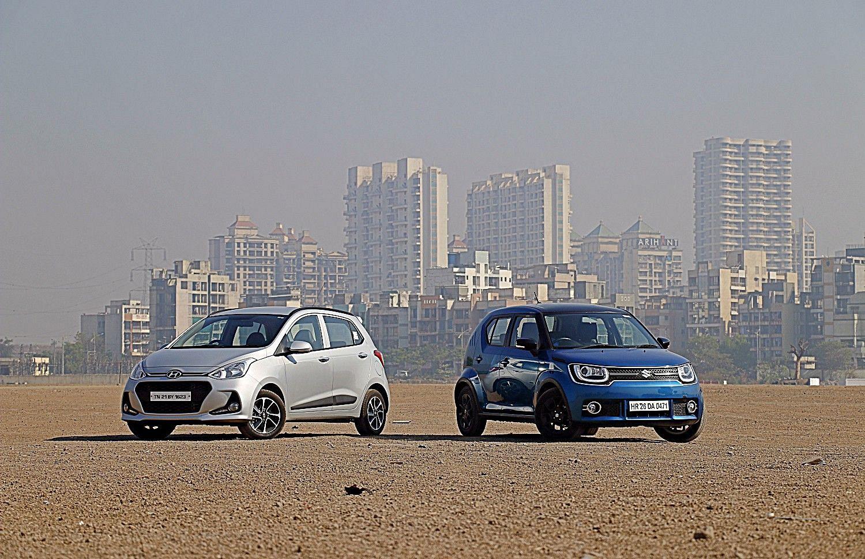 Maruti Suzuki Ignis vs Hyundai Grand i10: Comparison Review: