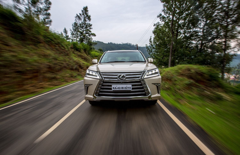 Lexus LX 450d: First Drive Review