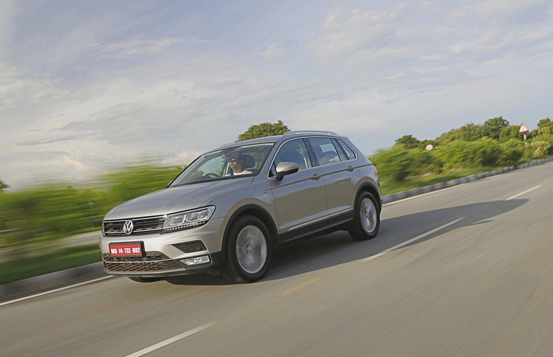 Volkswagen Tiguan: First Drive Review
