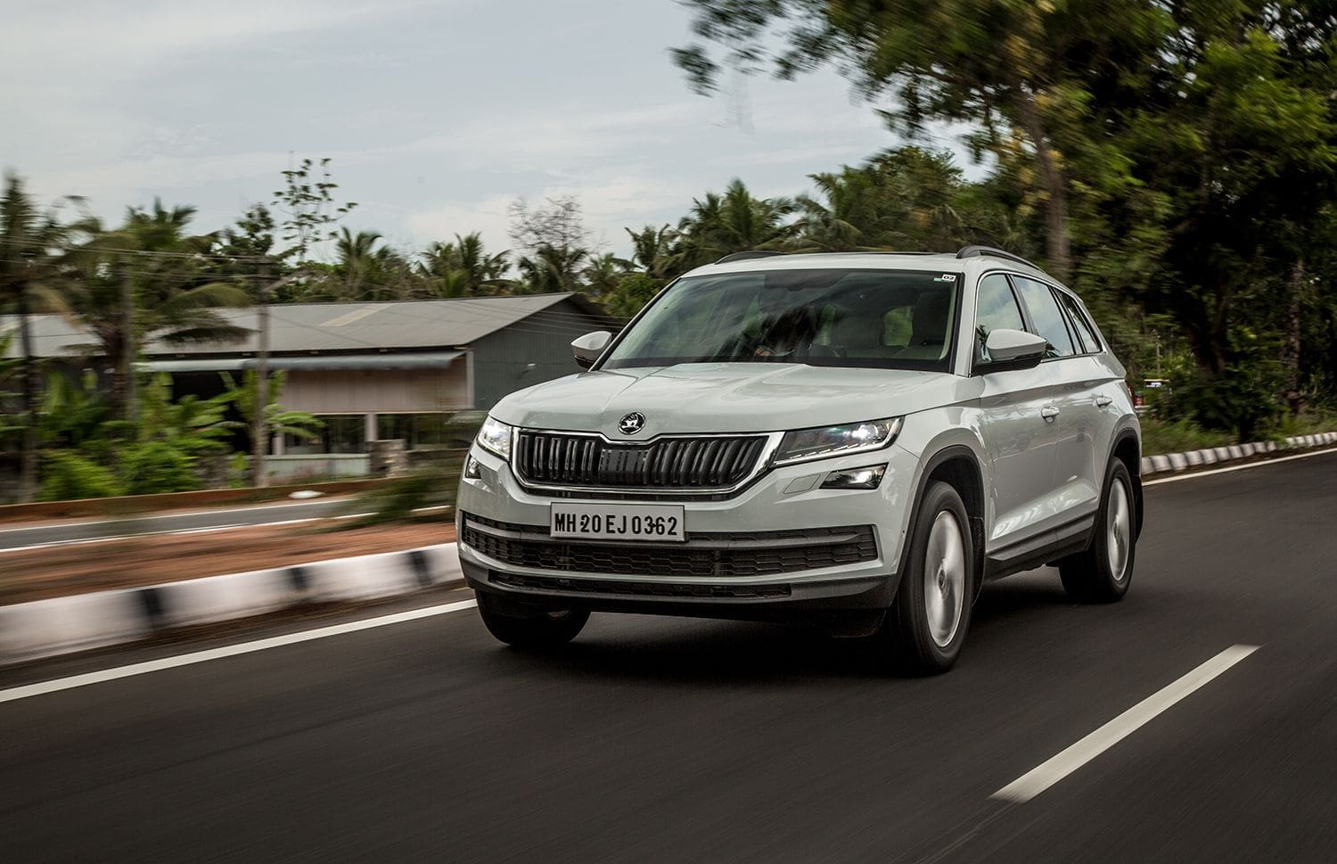 Skoda Kodiaq: First Drive Review
