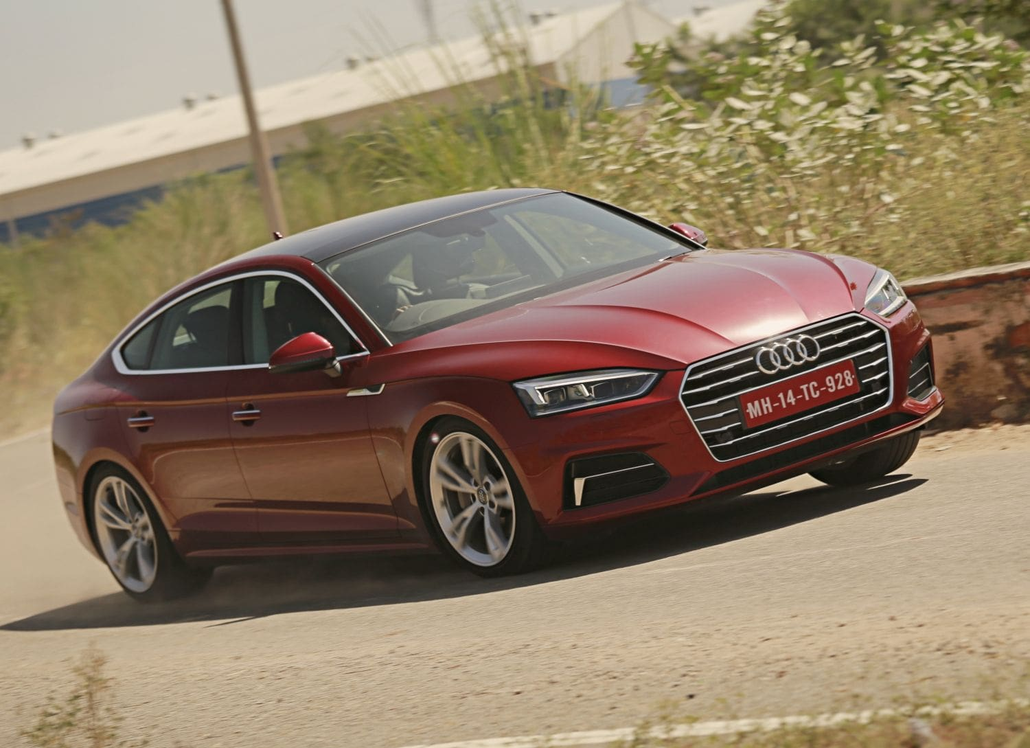 Audi A5 Sportback: First Drive Review