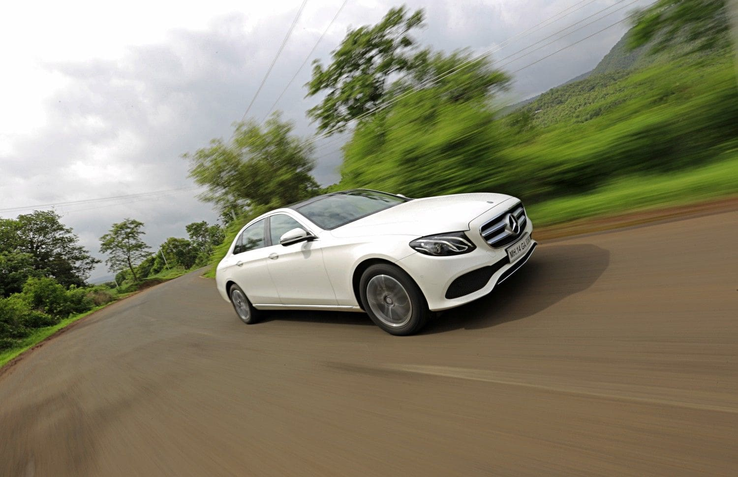 Mercedes-Benz E350 d And E220 d:  Review