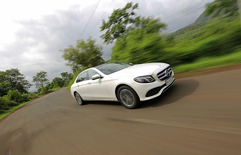 Mercedes-Benz E350 d And E220 d:  Review