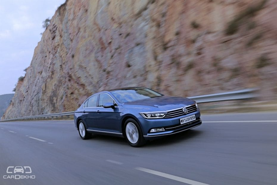Volkswagen Passat: First Drive Review