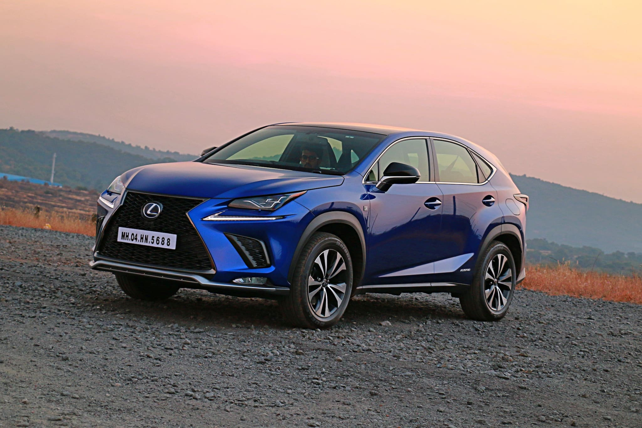 Lexus NX 300h: First Drive Review