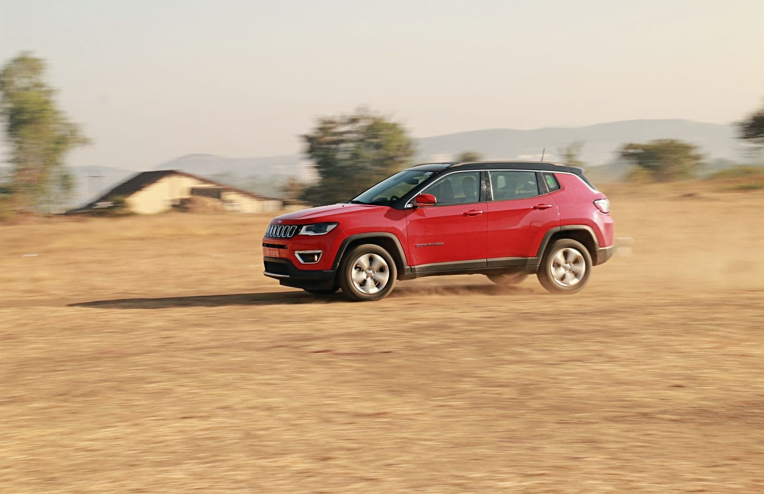 Jeep Compass Petrol Automatic: Review