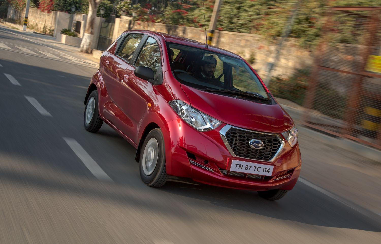 Datsun redi-GO 1.0-litre AMT: First Drive