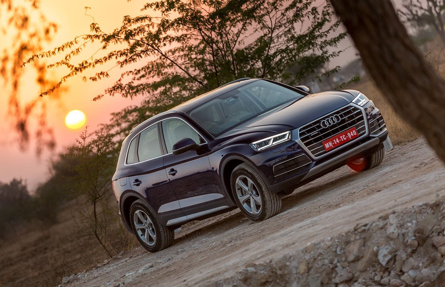 Audi Q5: First Drive Review