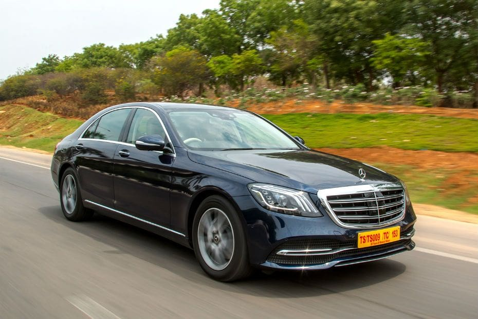 Mercedes-Benz S-Class: First Drive